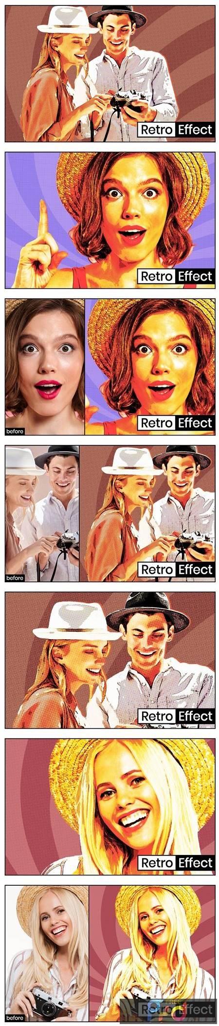Retro Poster Effect 5028505 1