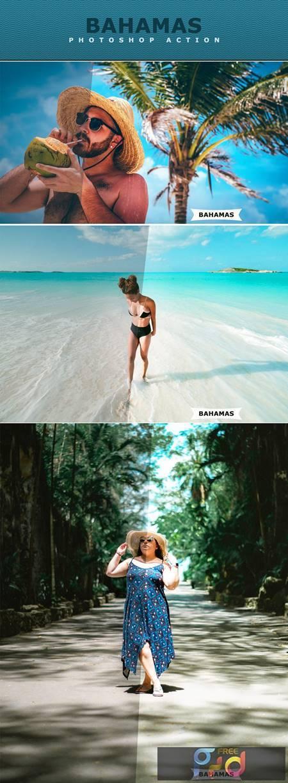 Bahamas Photoshop Action 4948763 1
