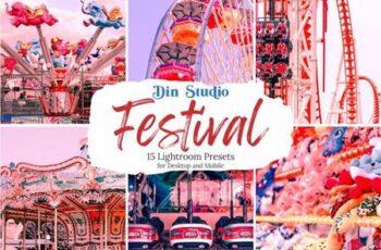 Festival Lightroom Presets 5555354 8