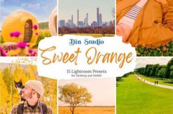 Sweet Orange Lightroom Presets 5555363 2