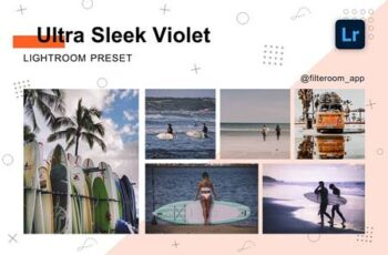 Ultra Violet - Lightroom Presets 5236595 7