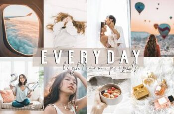 EVERYDAY Bright Lifestyle Presets 5347952 4