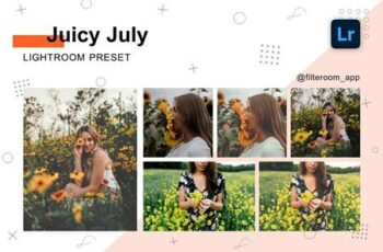 Juicy July - Lightroom Presets 5236497 4