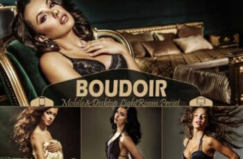 10 Boudoir Lightroom Presets 3632241 3