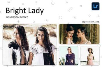 Bright Lady - Lightroom Presets 5223643 7