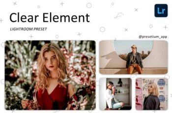 Clear Element - Lightroom Presets 5223670 2