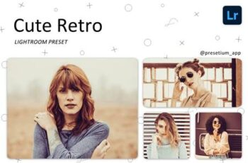 Cute Retro - Lightroom Presets 5223680 6