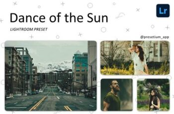 Dance of the Sun - Lightroom Presets 5223692 4