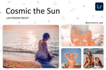 Cosmic the Sun - Lightroom Presets 5223564 6