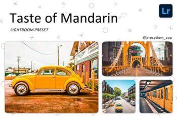 Taste Mandarin - Lightroom Presets 5223163 4