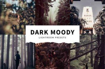 10 Dark Moody Lightroom Presets 5516123 9
