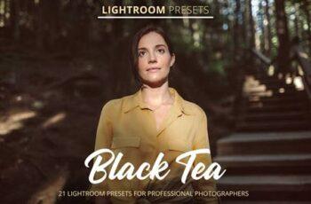 Black Tea Presets 4794226 3