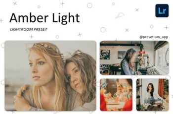 Amber Light - Lightroom Presets 5223057 6