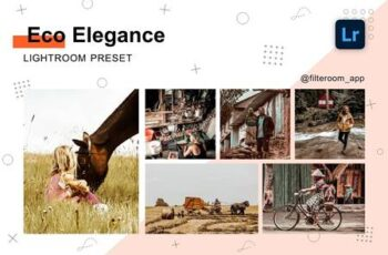 Eco Elegance - Lightroom Presets 5236436 3