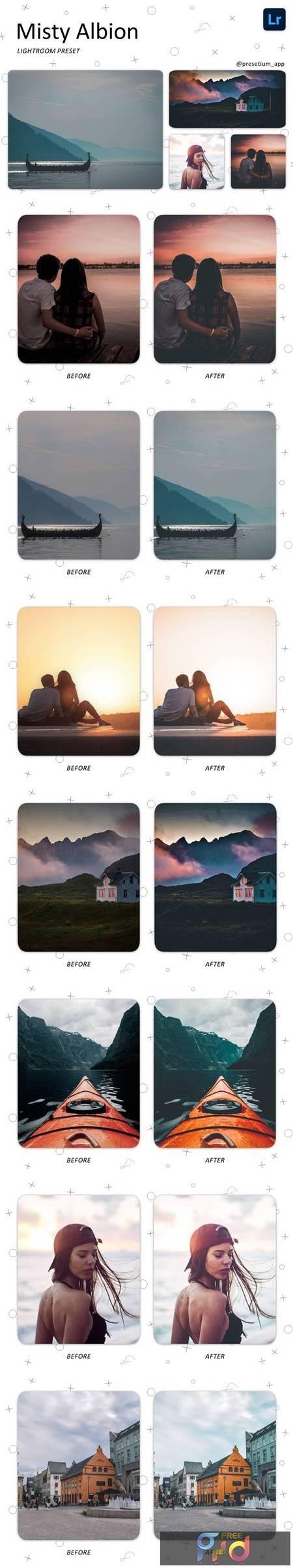 Misty Albion - Lightroom Presets 5222982 1
