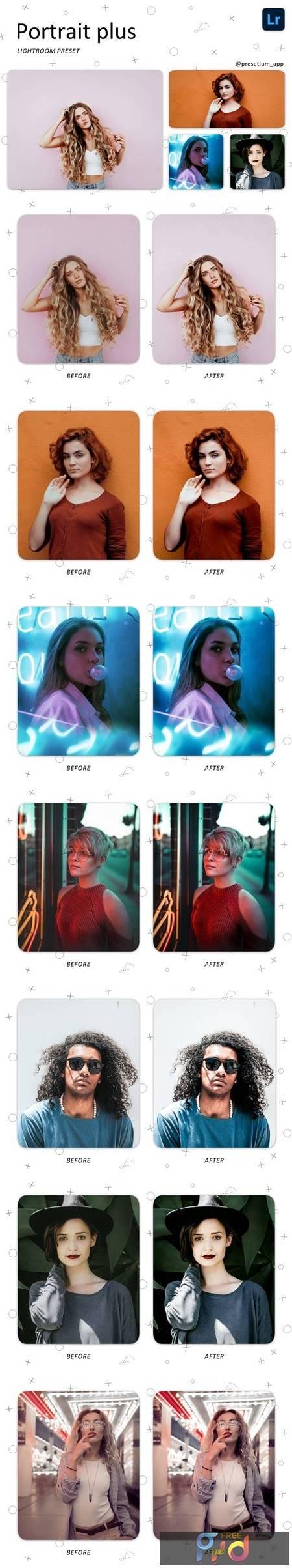 Portrait plus - Lightroom Presets 5223099 1