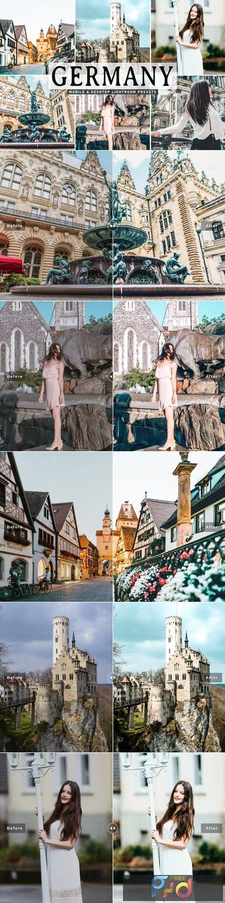 Germany Mobile & Desktop Lightroom Presets RYQAXNV 1