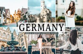 Germany Mobile & Desktop Lightroom Presets RYQAXNV 1