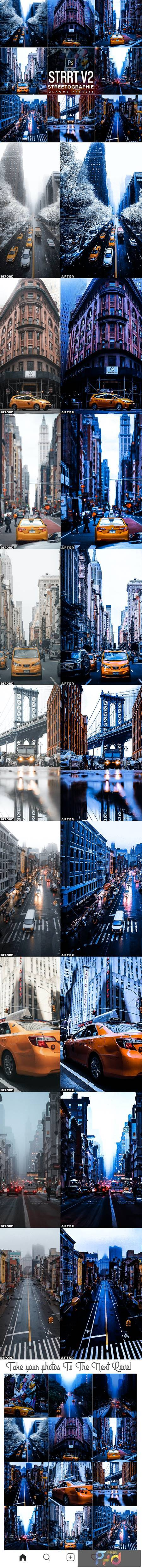 Streetographie V2 - Cinematic Photoshop Actions 29137648 1