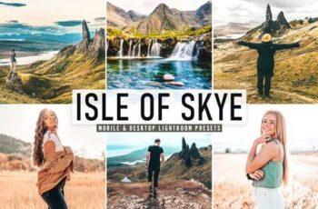 Isle of Skye Mobile & Desktop Lightroom Presets DF7YACR 7