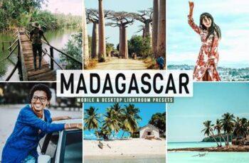 Madagascar Mobile & Desktop Lightroom Presets CNT4WAM 5