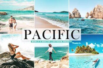 Pacific Mobile & Desktop Lightroom Presets JS4LRZB 5