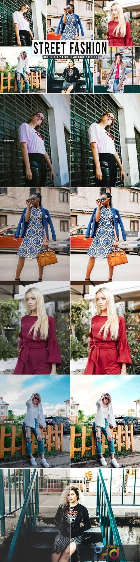 Street Fashion Mobile & Desktop Lightroom Presets ZPNS6QF 1