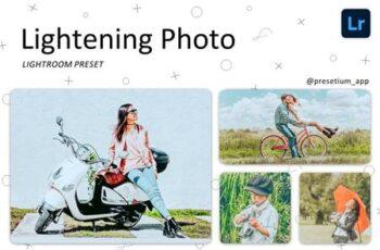Lightening Photo - Lightroom Presets 5219815 15