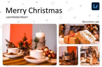Merry Christmas - Lightroom Presets 5219730 8