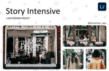 Story Intensive - Lightroom Presets 5220736 3