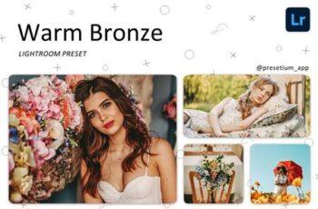 Warm Bronze - Lightroom Presets 5219770 6