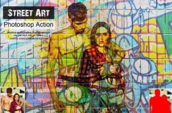 Street Art Photoshop Action 5351422 7