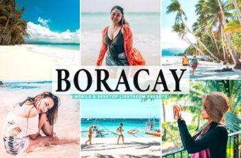 Boracay Mobile & Desktop Lightroom Presets SVLT8N5 15