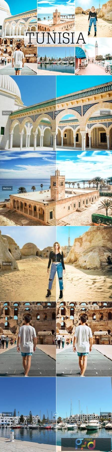 Tunisia Pro Lightroom Presets 6565313 1