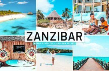 Zanzibar Pro Lightroom Presets 6576750 9