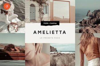 Amelietta - 6 Lightroom Presets 5179174 8