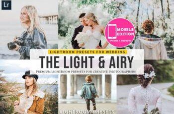 Light Airy Lightroom Preset & Mobile 3138187 6