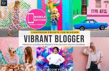 Vibrant Blogger Lightroom Presets 2900189 4