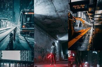 24 Cinematic PRO Photoshop Actions 28734799 3
