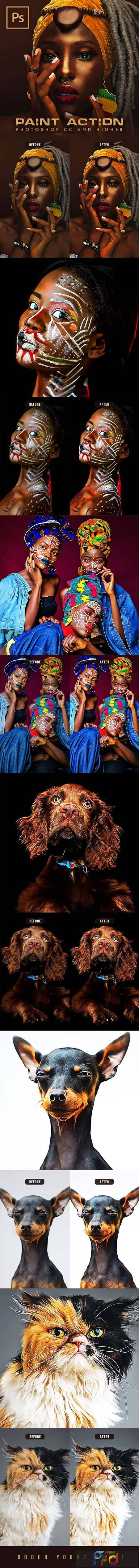 Paint Photoshop Action 28735099 1