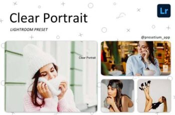 Clear Portrait - Lightroom Presets 5218882 8
