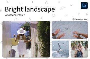 Lightroom Presets - Bright Landscape 5216334 15