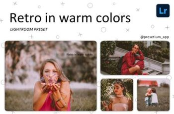 Retro Colors - Lightroom Presets 5218886 2