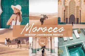Desktop Lightroom Presets MOROCCO 4820848 6
