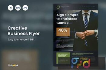 Creative Business Flyer 25 - Slidewerk RUYXB2Q 5
