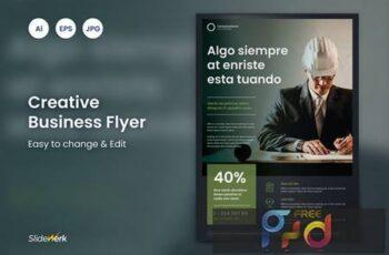 Creative Business Flyer 26 - Slidewerk E82ZQD2 12