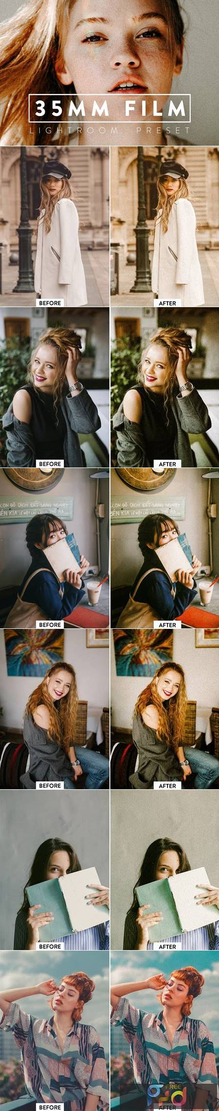 35MM FILM Premium Lightroom Preset 5059779 1