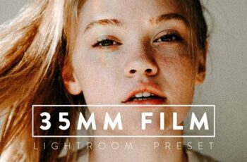 35MM FILM Premium Lightroom Preset 5059779 5