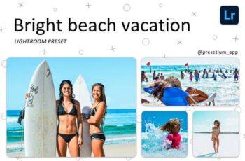 Beach Vacation - Lightroom Presets 5219377 2