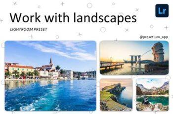 Landscapes - Lightroom Presets 5218891 5